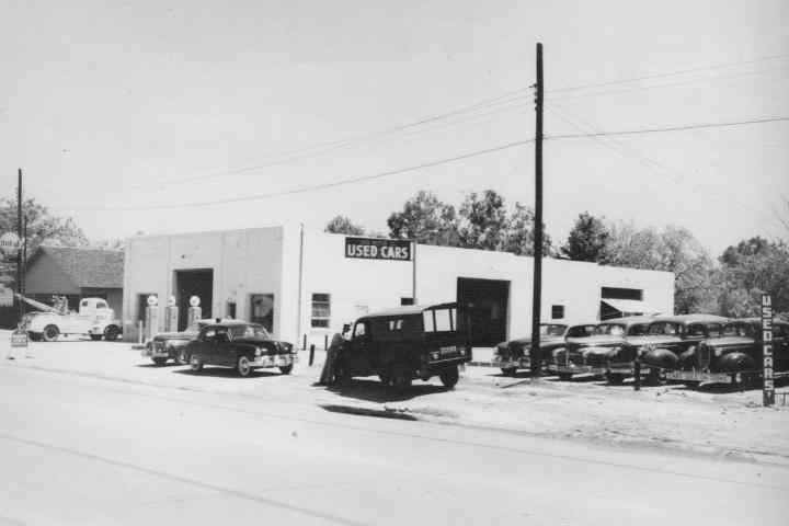 Longview Texas historical photo