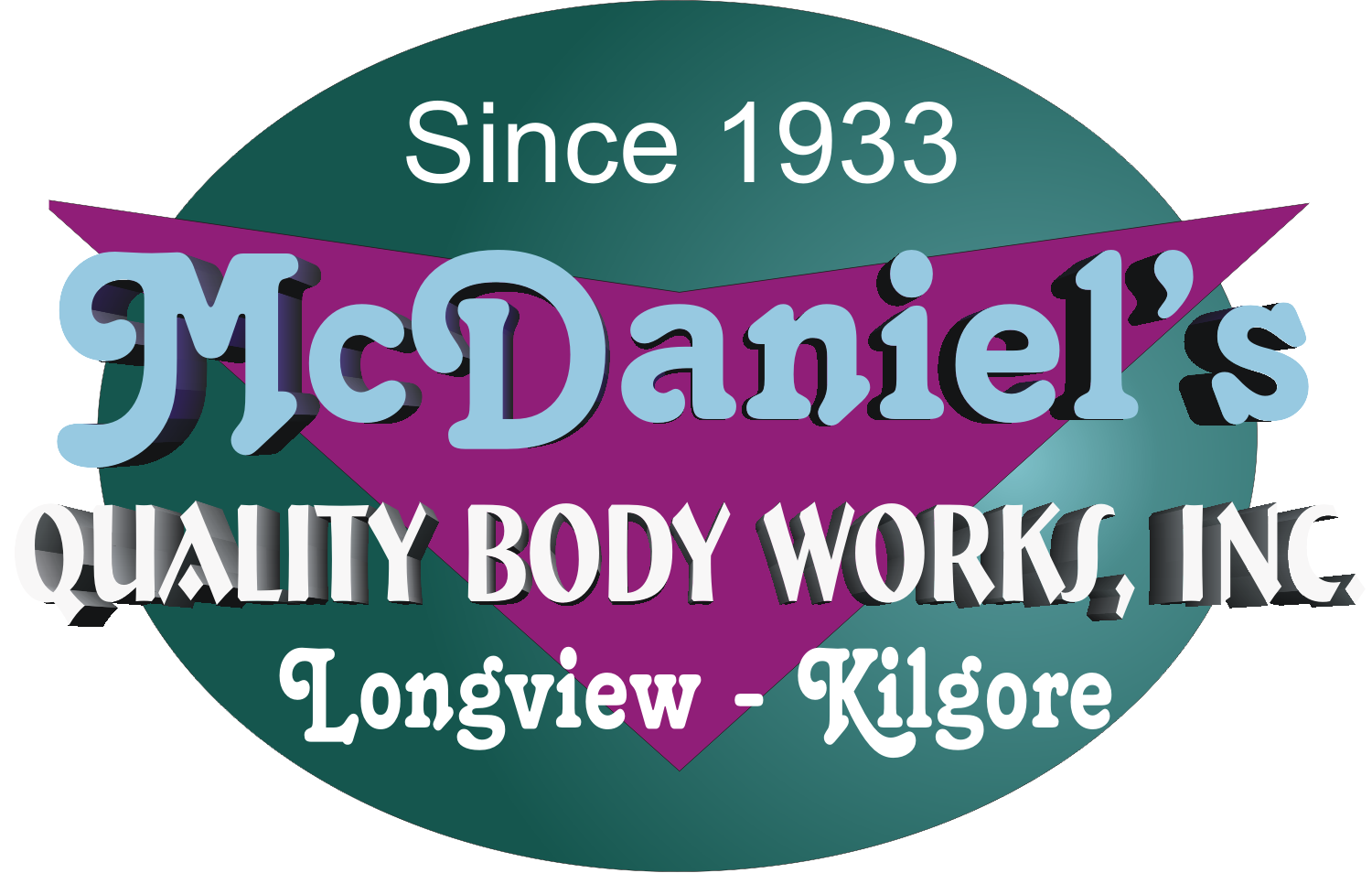McDaniels Quality Body Works